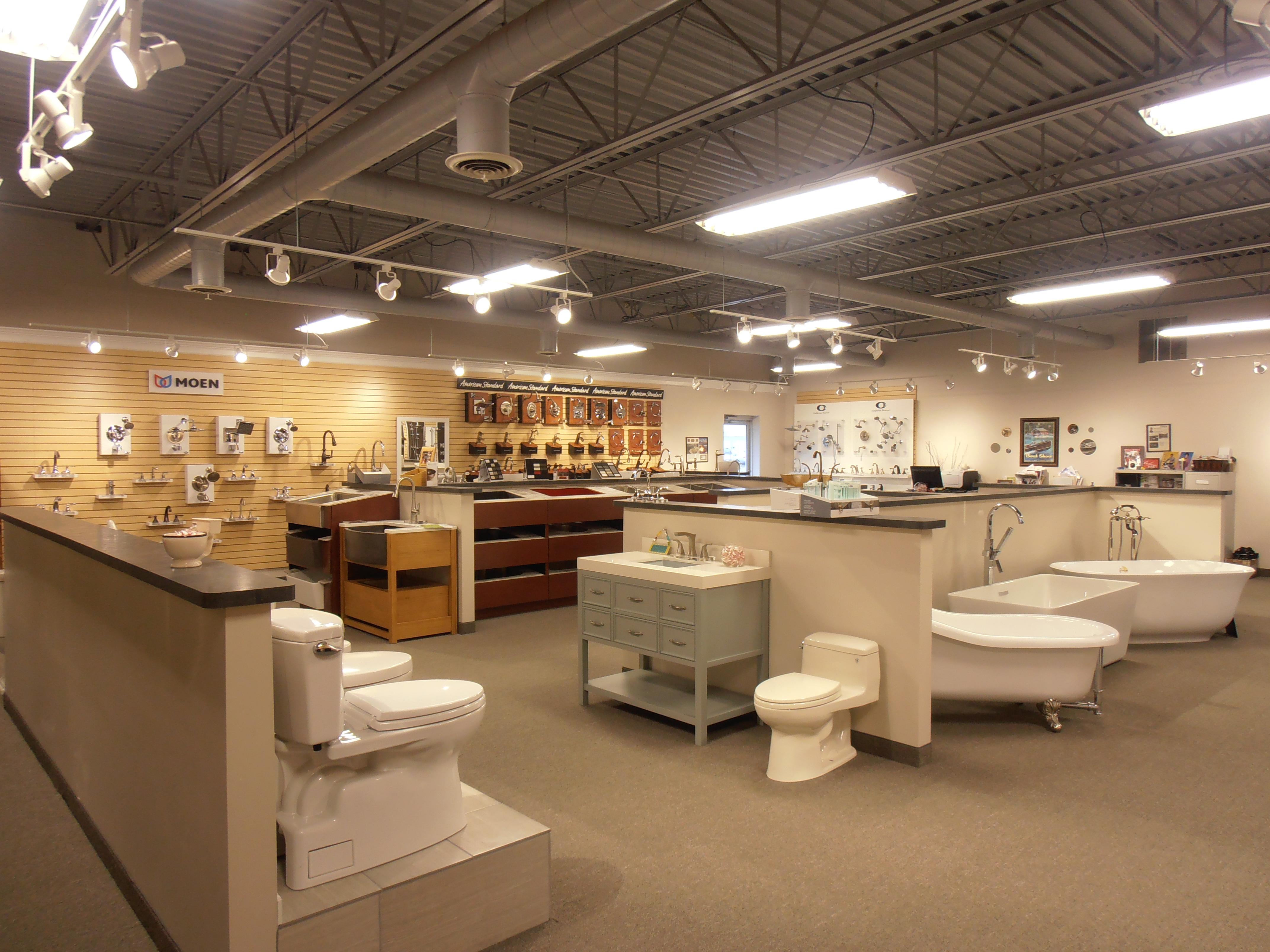Hodges Supply Designer Showroom